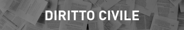 tracce diritto civile alta istruzione forense